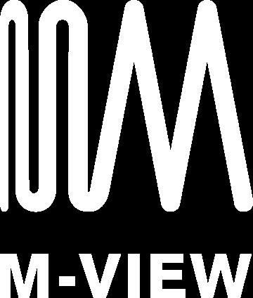 M-view logo