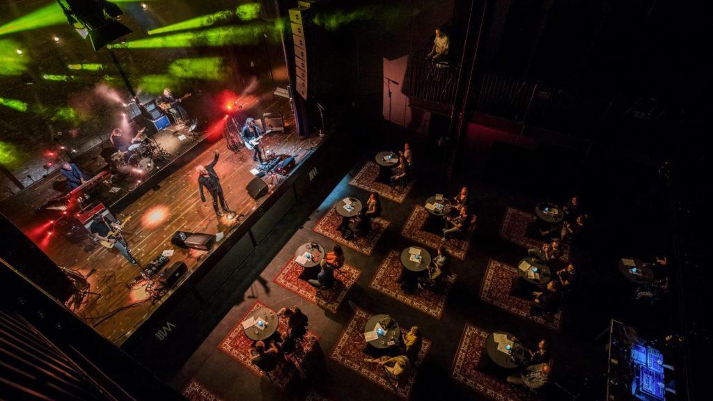 Muziekgieterij - hybride concert tijdens Corona