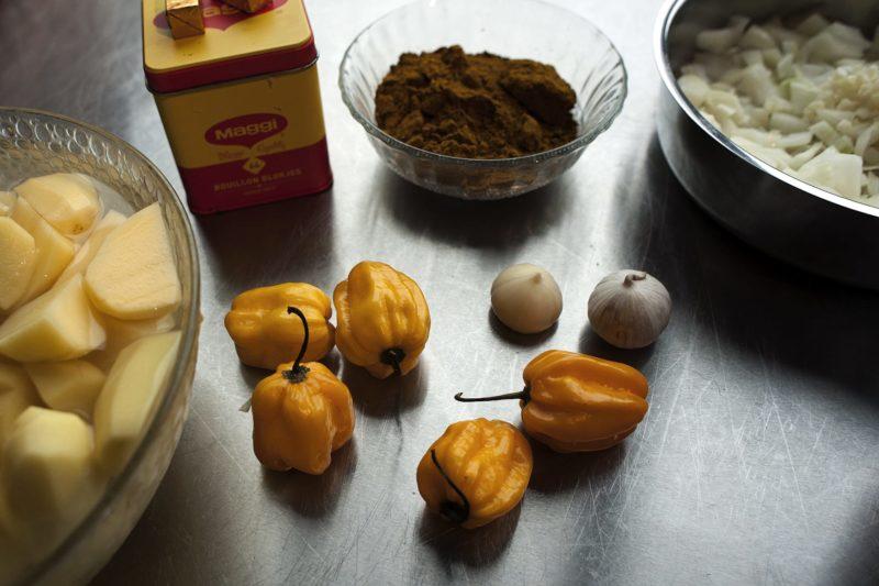 kip masala ingrediënten